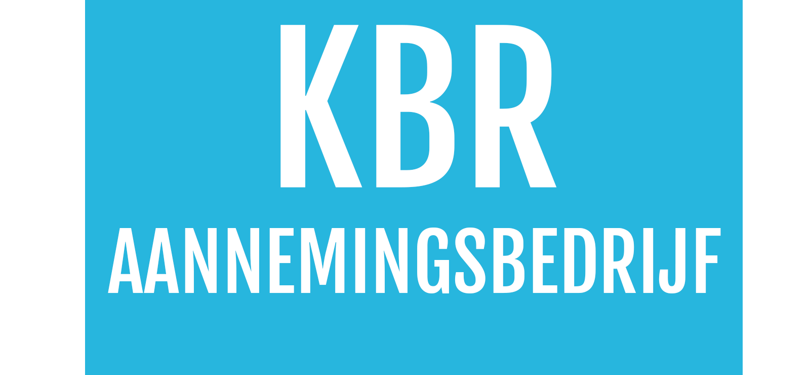 KBR aannemingsbedrijf